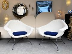 Genevieve Dangles Christian Defrance Pair of Armchairs 58 by Dangles Defrance for Burov France 1950s - 2128335
