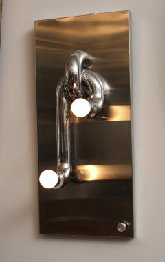 Giacomo Benevelli Pair of Sconces by Giacomo Benevelli Italy 1965 - 473949