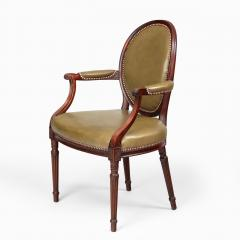 Gill Reigate Six Edwardian mahogany chairs by Gill Reigate - 1632262