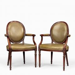Gill Reigate Six Edwardian mahogany chairs by Gill Reigate - 1632266