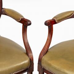 Gill Reigate Six Edwardian mahogany chairs by Gill Reigate - 1632267
