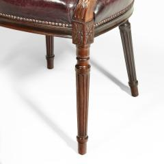 Gill Reigate Two Edwardian mahogany chairs by Gill Reigate - 2052968