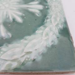 Gilliot 1 of the 30 Glazed Ceramic Art Deco Tiles by Gilliot circa 1930s - 1298877