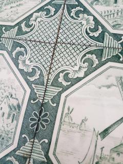Gilliot Set of 4 of Ceramic Tiles by Gilliot Total 200 Tiles 1930 - 1298183
