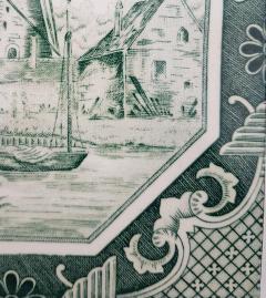 Gilliot Set of 4 of Ceramic Tiles by Gilliot Total 200 Tiles 1930 - 1298184