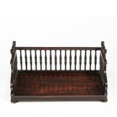 Gillows of Lancaster London A Regency rosewood book tray attributed to Gillows - 1672226