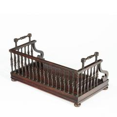 Gillows of Lancaster London A Regency rosewood book tray attributed to Gillows - 1672228