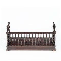 Gillows of Lancaster London A Regency rosewood book tray attributed to Gillows - 1672230