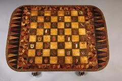 Gillows of Lancaster London An Outstanding English Regency Period Games Table By Gillows - 296720