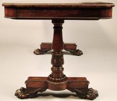 Gillows of Lancaster London Antique End Support Table Attributed to Gillows of Lancaster - 683141