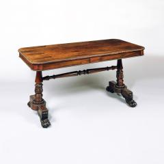Gillows of Lancaster London Antique End Support Table Attributed to Gillows of Lancaster - 684175