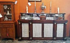 Gillows of Lancaster London Early 19th Century English Chiffonier in the Manner of Gillows - 1709171