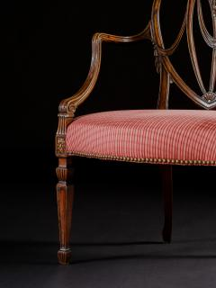 Gillows of Lancaster London George III Mahogany Armchair - 292017