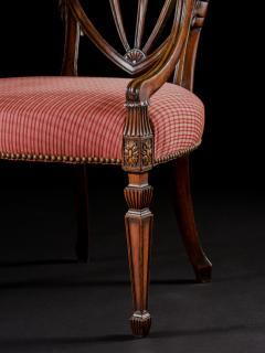 Gillows of Lancaster London George III Mahogany Armchair - 292020