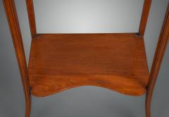 Gillows of Lancaster London George III Sheraton Period Satinwood Cheveret Probably by Gillows - 930154