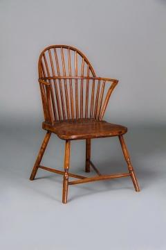 Gillows of Lancaster London Gillows A Late 18th Century Ash Windsor Chair Possibly for the American Market - 805251