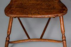 Gillows of Lancaster London Gillows A Late 18th Century Ash Windsor Chair Possibly for the American Market - 805253