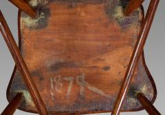 Gillows of Lancaster London Gillows A Late 18th Century Ash Windsor Chair Possibly for the American Market - 805254
