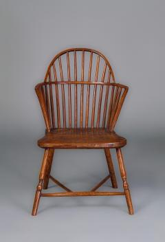 Gillows of Lancaster London Gillows A Late 18th Century Ash Windsor Chair Possibly for the American Market - 805255