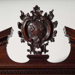 Gillows of Lancaster London Important George II Chippendale Bureau Bookcase - 918946