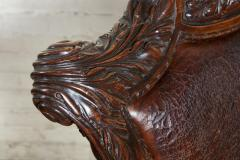 Gillows of Lancaster London Important George IV Rosewood Armchair - 2007101