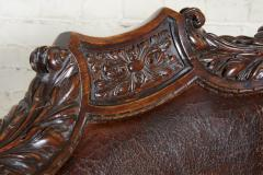 Gillows of Lancaster London Important George IV Rosewood Armchair - 2007102