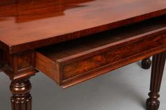 Gillows of Lancaster London Important Serving Table by Gillows - 1323812