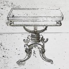 Gillows of Lancaster London Regency Centre Table attributed to Gillows - 999837
