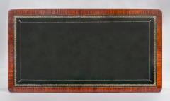 Gillows of Lancaster London Regency Gillows Mahogany Writing Table Circa 1810 - 976268