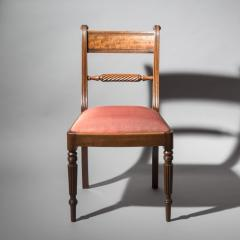 Gillows of Lancaster London Set of Twelve Regency Dining Chairs - 1215175