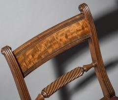Gillows of Lancaster London Set of Twelve Regency Dining Chairs - 1215181
