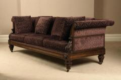 Gillows of Lancaster London Superb Pure Regency Period Rosewood Settee of astounding quality originality - 1237325