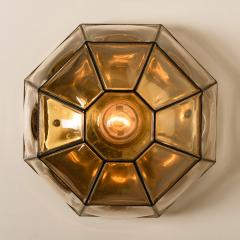 Glash tte Limburg 1 of the 12 Clear Glass Flush Mount or Wall Light by Limburg - 1190324