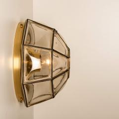 Glash tte Limburg 1 of the 12 Clear Glass Flush Mount or Wall Light by Limburg - 1190325