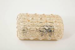 Glash tte Limburg Pair of Bubble Glass Sconces by Limburg - 1147806