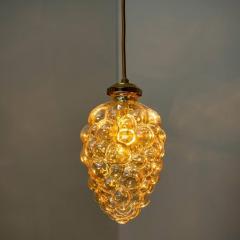 Glash tte Limburg Pair of Limburg Tynell Pendant Lights 1960s - 1336489
