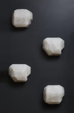 Glustin Luminaires Monoliths Alabaster Wall Sconce by Galerie Glustin Luminaires - 1173816