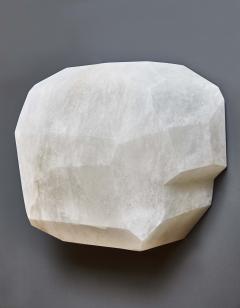 Glustin Luminaires Monoliths Alabaster Wall Sconce by Galerie Glustin Luminaires - 1173818