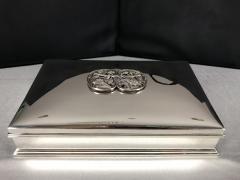 Gorham Manufacturing Co Gorham Sterling Jewelry Casket - 1365973