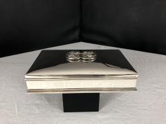 Gorham Manufacturing Co Gorham Sterling Jewelry Casket - 1366000