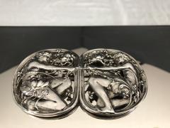 Gorham Manufacturing Co Gorham Sterling Jewelry Casket - 1366001