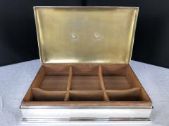 Gorham Manufacturing Co Gorham Sterling Jewelry Casket - 1366002