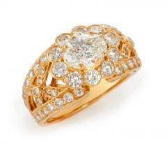 Graff Graff oval diamond ring - 1148029