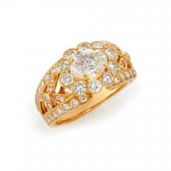 Graff Graff oval diamond ring - 1152693