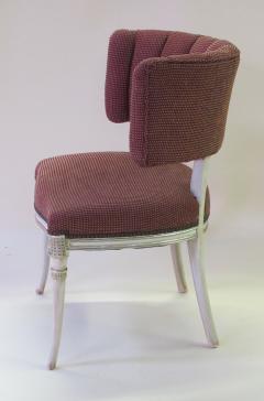 Grosfeld House An Elegant Set of 4 Grosfeld House Side Game Chairs - 429632
