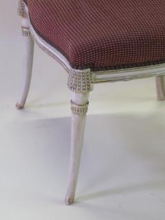 Grosfeld House An Elegant Set of 4 Grosfeld House Side Game Chairs - 429633