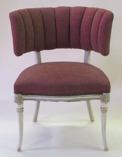 Grosfeld House An Elegant Set of 4 Grosfeld House Side Game Chairs - 429634