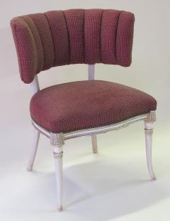 Grosfeld House An Elegant Set of 4 Grosfeld House Side Game Chairs - 429635