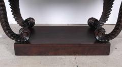 Grosfeld House Grosfeld House Carved Walnut Plume Coffee Table - 884634