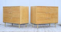 Grosfeld House Grosfeld House Primavera Wood 3 Drawer Modern Dressers - 1689919